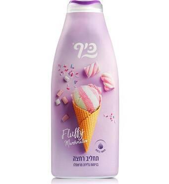 Гель для душу Keff Морозиво з ніжним зефіром 700 мл.