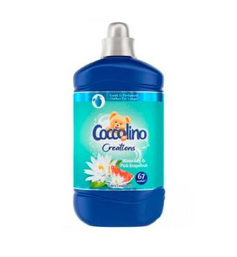 Кондиціонер для білизни з ароматом лілії Coccolino 1,45 л 58 ст концентрат