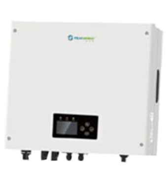 Трифазний мережевий інвертор потужністю 20 кВт TRN020KTL Trannergy
