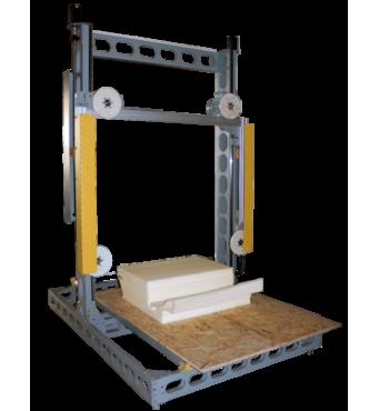 Верстат для різання блоків поролону і мінеральної вати (мінвати)