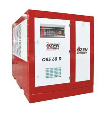 Бустерний компресор з частотним перетворювачем OBSD 25V-75V
