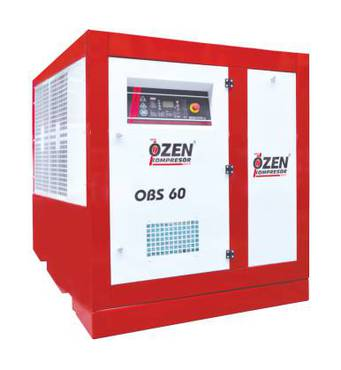 Бустерний компресор OBS 25-75
