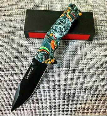 Нож складной GERBFR 20см / 396
