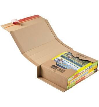 Упаковка для пересилки книг, Colompac, товщина від 10 до 80 мм