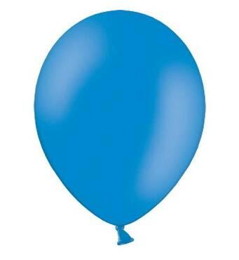 """Повітряні кулі пастель синій 5"""" (Китай), 200 штук"""