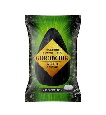 Семечки подсолнечника жареные соленые, Gorobchik 120 г.