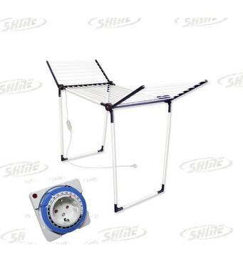 Електрична сушка для білизни ЕБК-8/220 з таймером