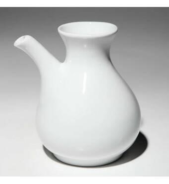 Соусник фарфоровий  для соєвого соусу 120 мл F1313   (108-100)