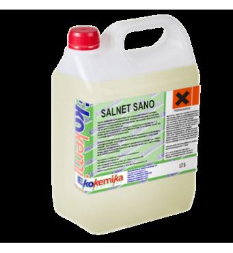 Антисептичний засіб для рук з дезинфікуючим ефектом Salnet Sano 5 л (56-305)