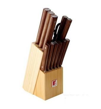 Набор ножей 13 предметов  Bergner  BG-8910-MM (40-572)