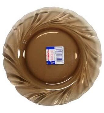 Тарелка обеденная Duralex Beau Rivage 235 мм. (7-116)