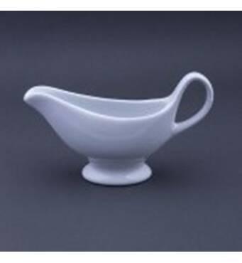 Соусник фарфоровый белый  150 мл F- 0734 (108-36)