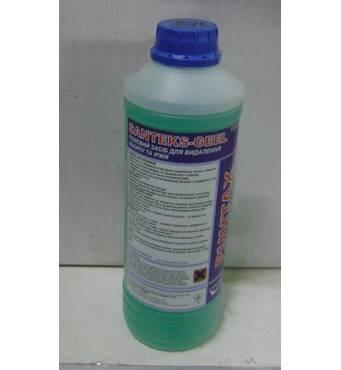 SANTEX - GEEL гелевидний кислотний чистячий засіб від вапняного нальоту і іржі концентрат  1 л (9-11)