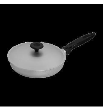 Сковорода алюмінієва 245мм (65-112)