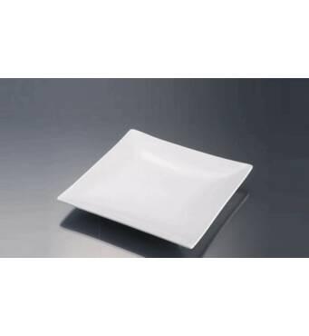 Тарелка квадратная без борта 8*  20,3 см  F-007-8 (108-41)