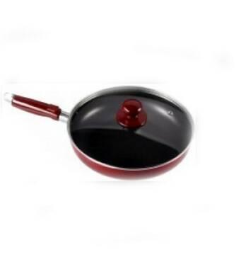 Сковорода з тефлоновим покриттям 22см 9922 (74-724)