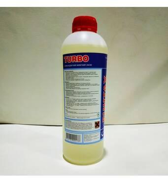 TURBO сильнодіючий миючий засіб концентрат 1 л (9-1)