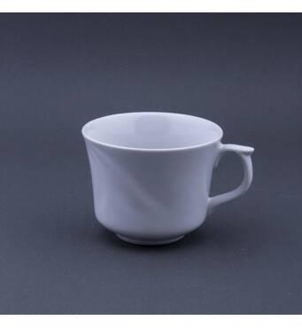 Чашка кофейная Ирис 130 мл белая (37-5)