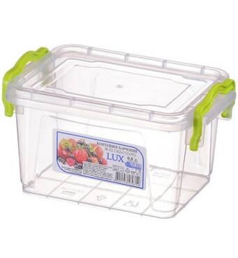Контейнер харчової LUX №2  0,8л (25-445)
