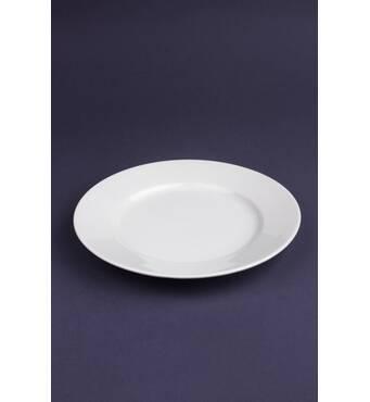 Тарелка мелкая с широким бортом 26.5 см FARN (36-45)