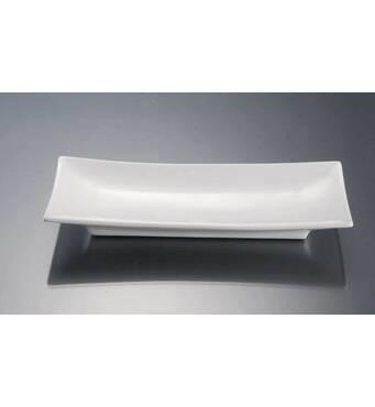 Тарелка прямоугольная 10* 26 см F0008-10 (108-128)