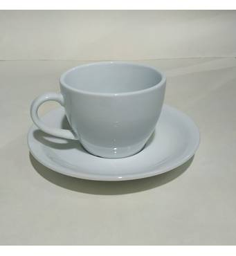 Чашка чайная с блюдцем 300 мл F2464+F2465 ALT PORCELAIN(108-56)