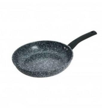 Сковорода антипригарна  Граніт  20 см 7500  (74-1353)