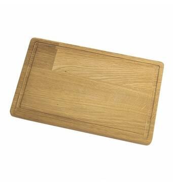 Дошка обробна  дерев'яна ДРКК-75  600Х350Х20 мм (58-56)