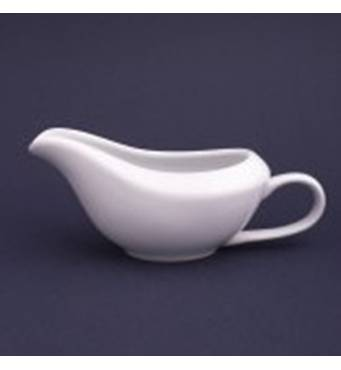 Соусник фарфоровий білий  100 мл  F1184 - 6   (108-135)