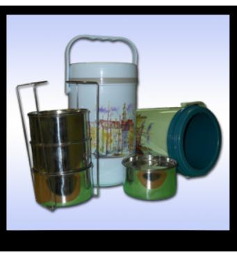 Термос харчовий 4 судки  (74-70)