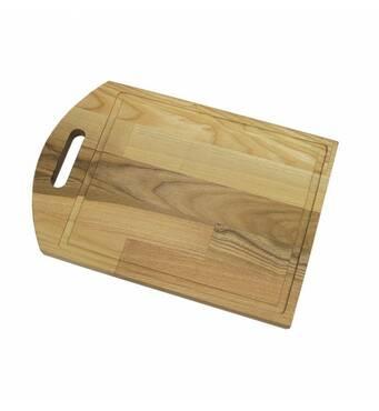 Дошка обробна дерев'яна КА-0052  350Х240Х20 мм