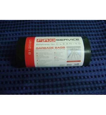 Пакет для сміття ХД 60 л  20 шт 3100   (56-266)