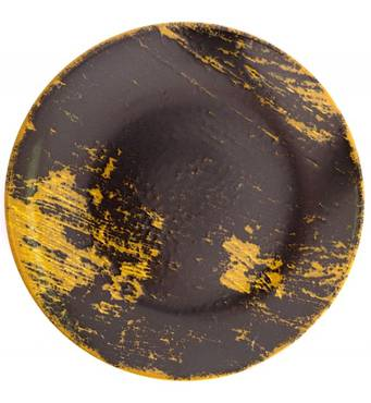 Тарілка  обідня   IPEC Мonaco Золото  26 см (70-691)