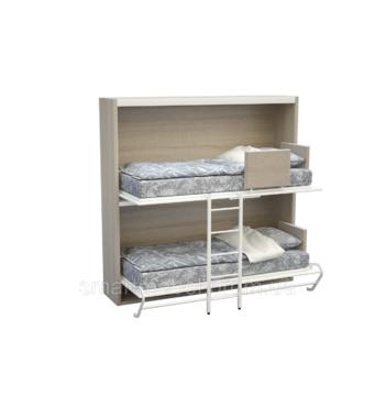 Двухъярусная Шкаф-Кровать MOON