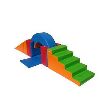 Смуга перешкод 2 (набір ігрових модулів) до дитячої кімнати