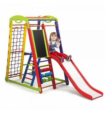 """Дитячий спортивний уголок- """"Крихітка - 1 Plus 3"""" що розвиває"""