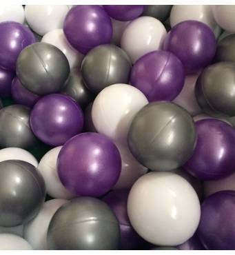 Кульки для наповнення сухого басейну (15 забарвлень)