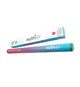 Індивідуальний електронний пристрій з парою Nutriair Peppermint Breeze 1 - Pack