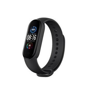 Фитнес-браслет Xiaomi Mi Smart Band 5 Black