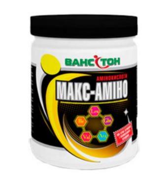 Аминокислоты Макс-Амино 300 капсул Vansiton