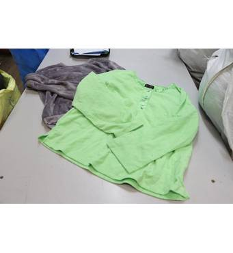 Секонд хенд, Пижамные штаны взр/дет флис 1с зима/демисезон Канада