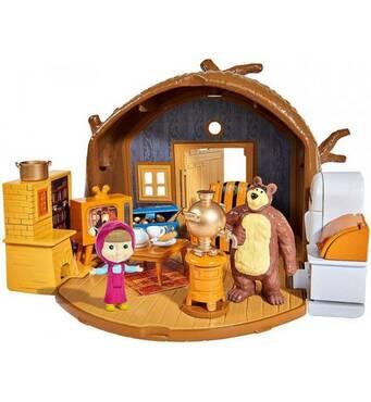 Кукольный домик Маша и Медведь Simba 9301632