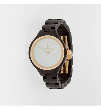 Дерев'яний наручний годинник Dream