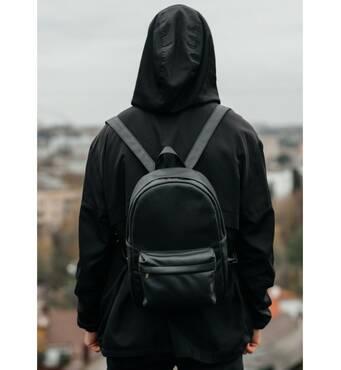 Мужской рюкзак Sambag Brix LB черный