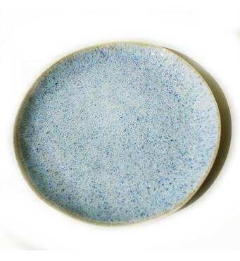 Тарелка обеденная Оленс  Перепелиная 27,5 см круглая  JM1003M (72-220)