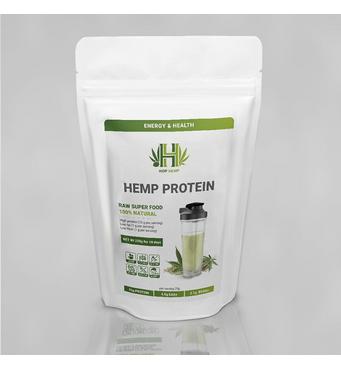 Конопляный протеин