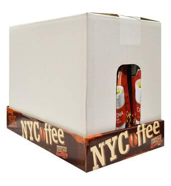 Кофе в зернах NY Coffee Crema, 1 кг*8 шт