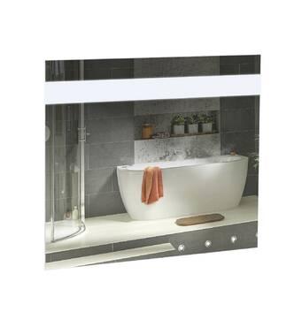 Зеркало Элит 80 см с LED подсветкой Аква Родос купить в Днепре