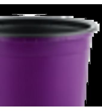 Горщик TEKU 0,69л 12x9,4см фіолетовий