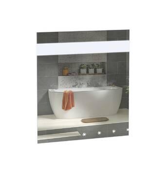 Дзеркало Еліт 60 см з LED підсвічуванням Аква Родос купити в роздріб